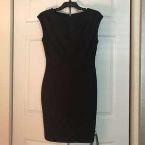Limited Black Work Dress